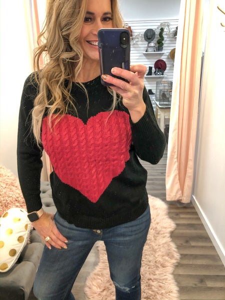 Oh My Heart Sweater
