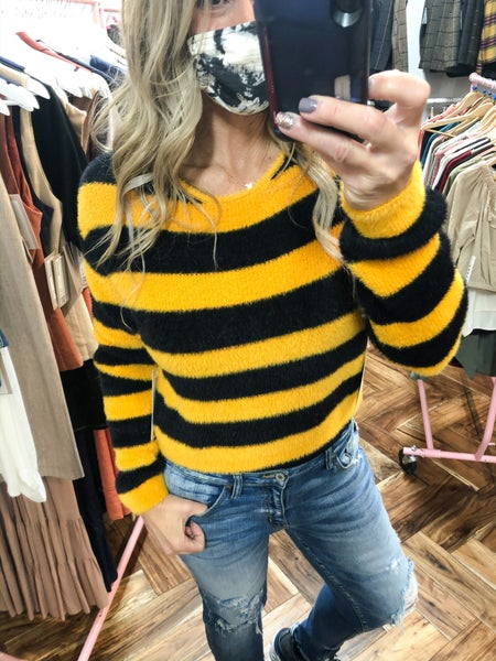 Bumble Bee Sweater