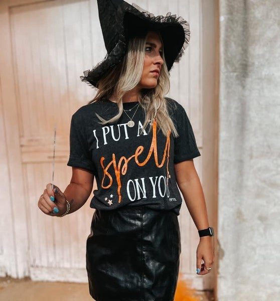 Put A Spell On You Tee