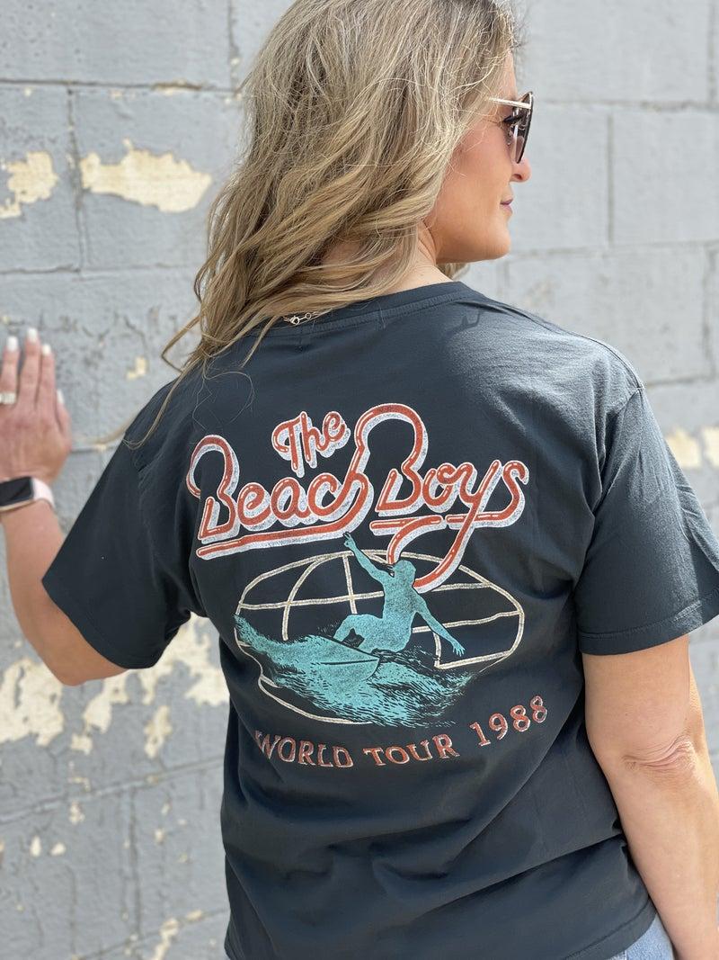 DayDreamer The Beach Boys World Tour'88 Boyfriend Tee