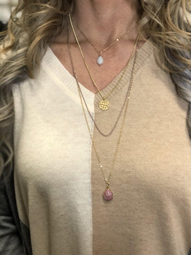 RL Sorbet Necklace