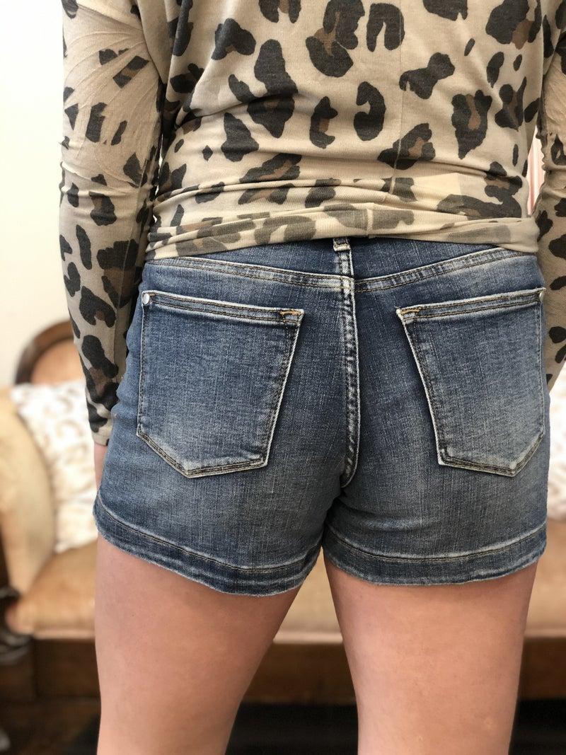 Judy Blue Sara Denim Shorts 43