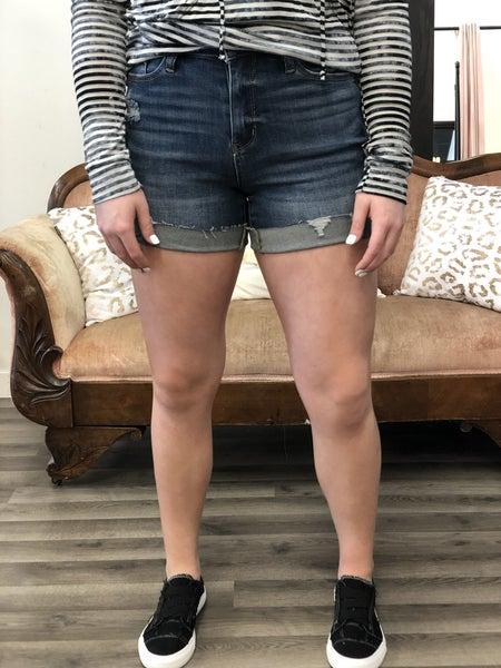 Judy Blue Brady Shorts