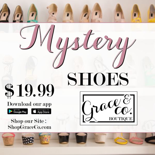 Mystery Shoes *Final Sale*
