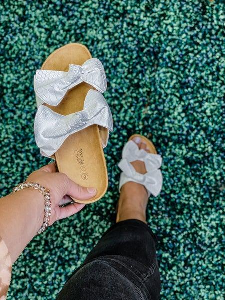 Walk Away Sandals