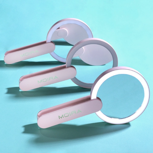LED Hand Compact Mirror *Final Sale*