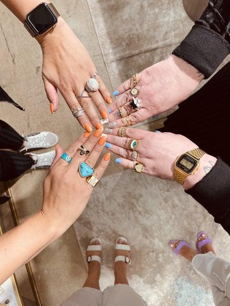 Preorder - Melania Clara mystery ring!!!