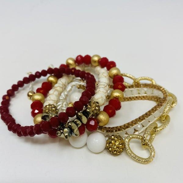 Anchor's Away Bracelet Set