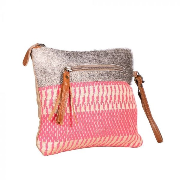 Charismic Pink Pouch