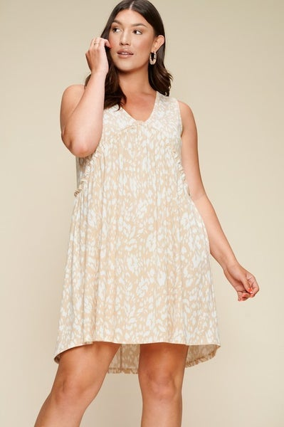 *Preorder* Oddi Unwritten Babydoll Dress