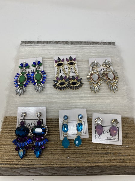 Extra Extravagant Luxe Earrings
