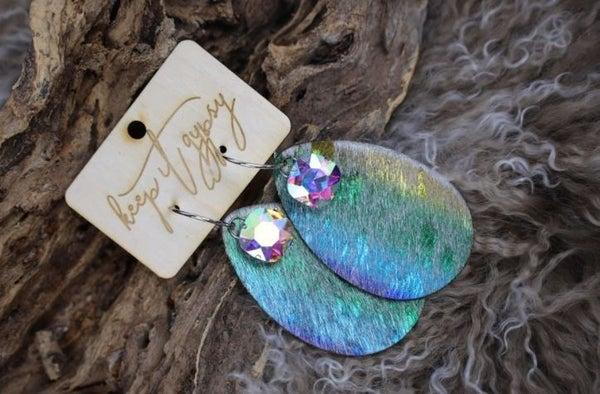 Mermaid Life Earrings PREORDER