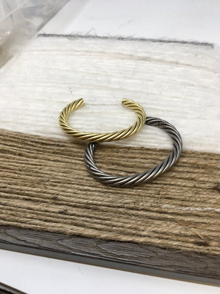 Catty Cable Bracelet