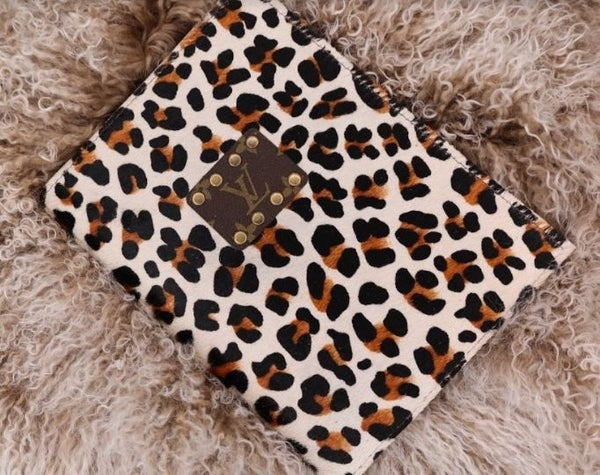 A Part Of Me Journal - Brown Leopard PREORDER