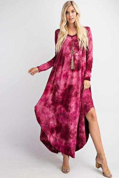 Alexandra Tie Dye Dress