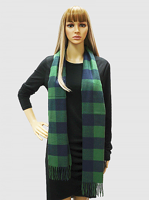 Long Live The Plaid Scarf