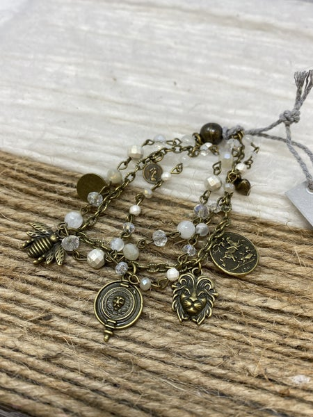 Melania Clara The Pepa Cotton Bracelet