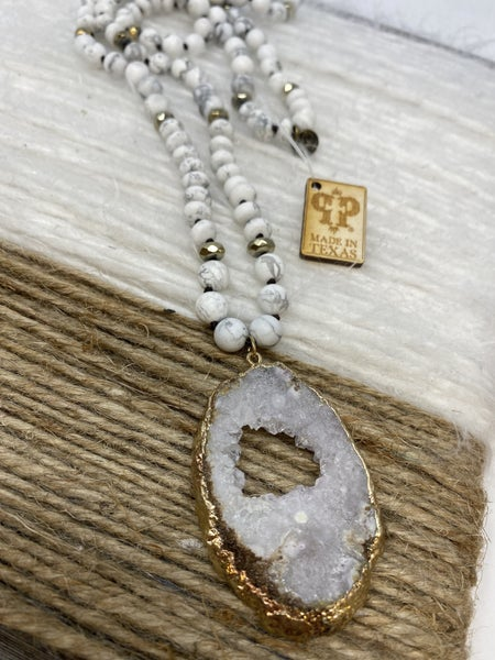Rock with You Necklace