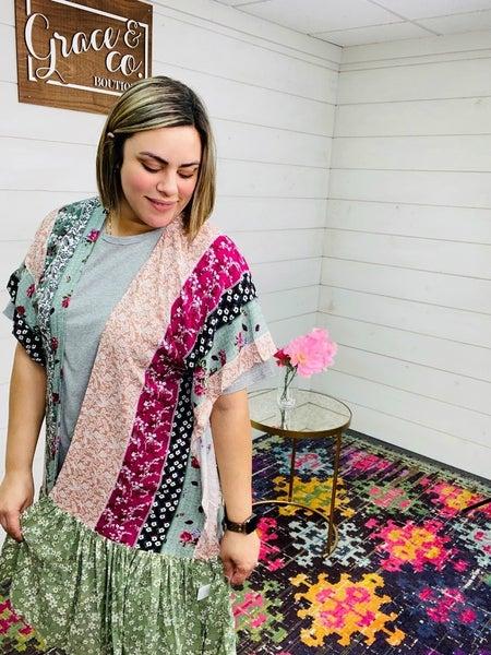 All In Good Fortune Kimono