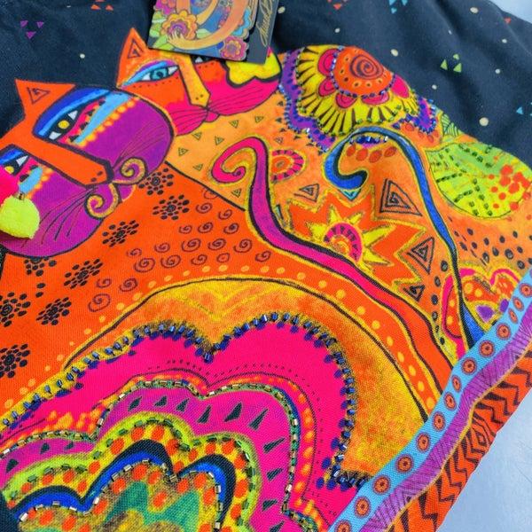 Festive Felines Gap Tote