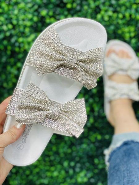 Shine Bright Sandals