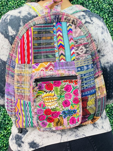 Chi Chi Patch Backpack