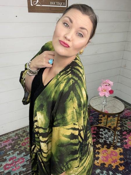 Cover Me Up Kimono