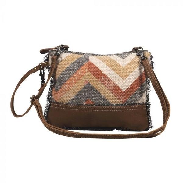 Eccentric Crossbody Bag