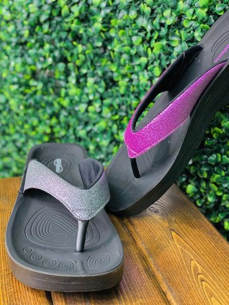 Crystal Mist Sandal