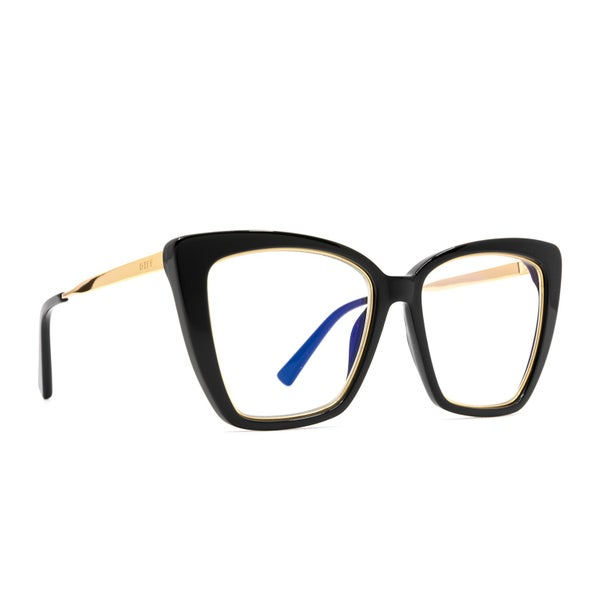 Becky IV Blue Light Glasses by Diff Eyewear