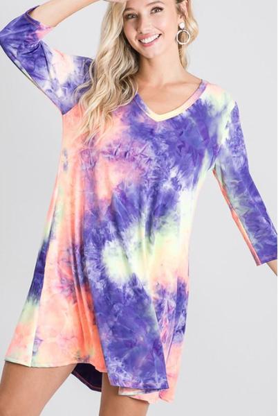 Purple Hues Dress PREORDER
