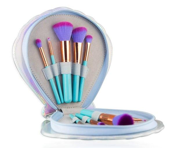 Aqua Brush Set - Mermaid Clam