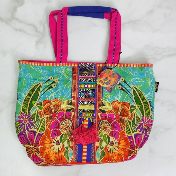 Flora Oversized Tote