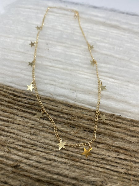 You Must Be My Lucky Star Necklace