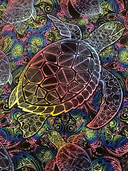 I Sea you Turtle Kids Leggings
