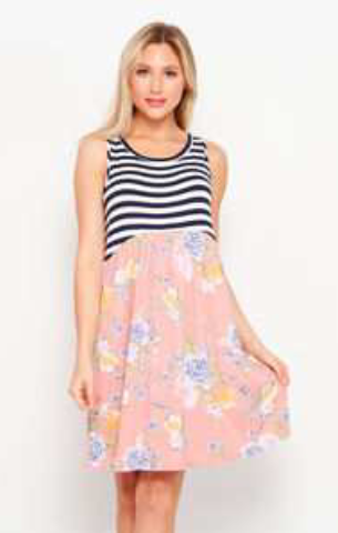 Mixed Emotions Dress PREORDER