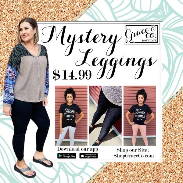 Mystery Leggings *Final Sale*