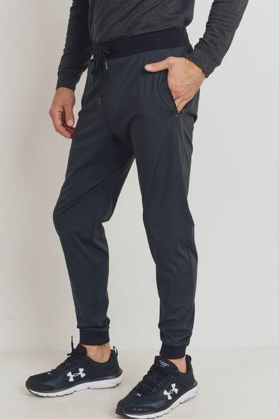 Out For a Jog Men's Active Pants