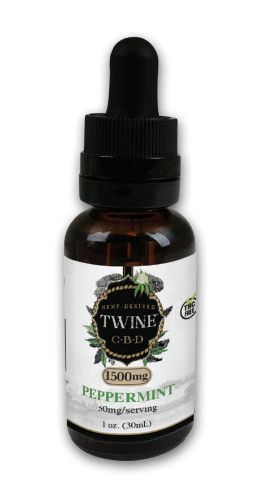Cool Calm and Collected - Hemp Oil 1500 MG