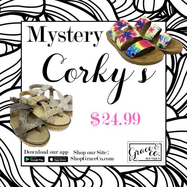 Corky's Mystery Sale *Final Sale*