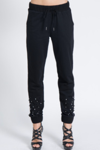 Cover Me In Pearls Jogger