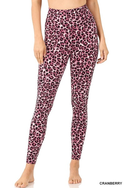 Leopard Fun Leggings
