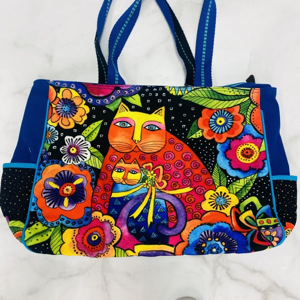 Purrfect Summer Tote