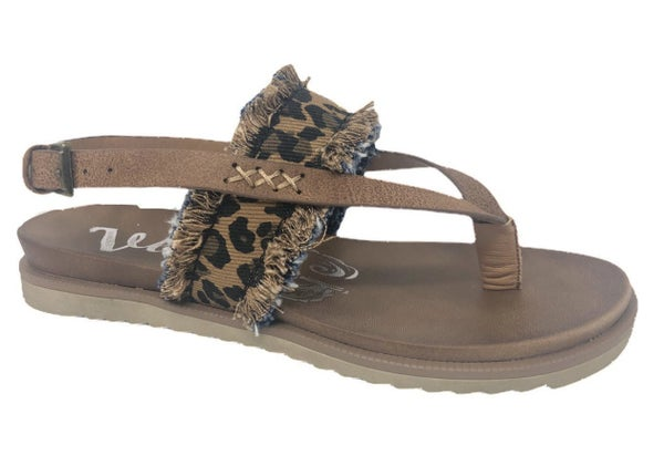 Leopard Loving Sandals