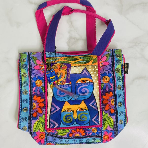 The Cats and The Craddle Shoulder Bag