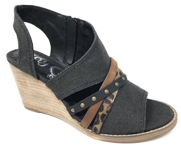Strut Your Stuff Wedge Sandals