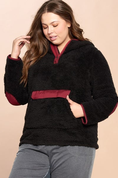 To The Woods and Back Pullover by Oddi