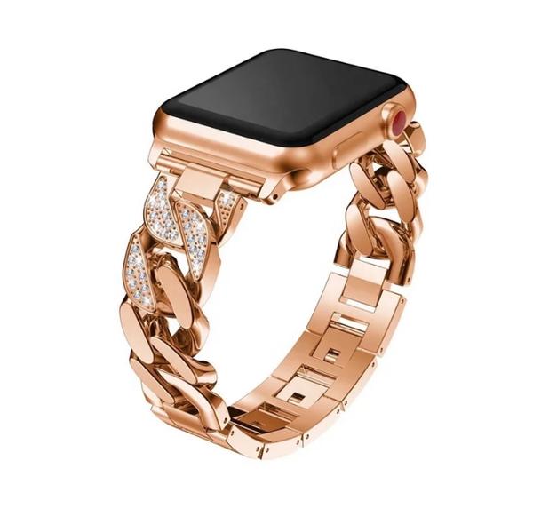 Luxury Apple Smart Watch Band