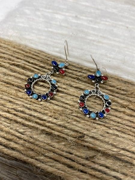 Sterling Stella Earrings