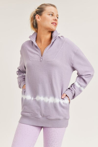 Groove Is In The Heart Pullover